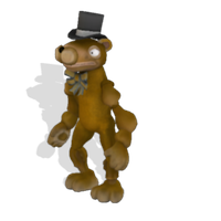 Spore: Freddy by BouncerArceus