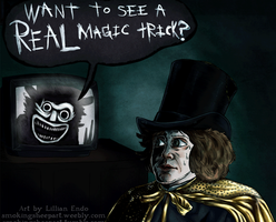 Want to see a REAL magic trick? by SmokingSheep
