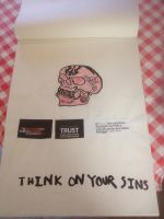 Think On Your Sins BCC Art 2014 by TDManiacXC626