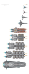 Scifi game assets by Progenitor89