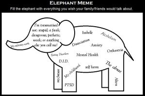 Elephant meme by shadowlight-oak