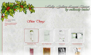 Heigh Ho Holly Gallery by endlesssly