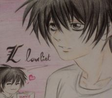 L Lawliet by sakura-streetfighter