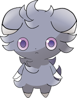 Espurr Vector by juliej97