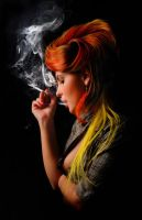 Smoke IV by silvestru