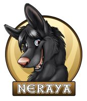 Badge Neraya by TaniDaReal