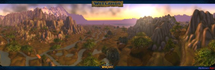 WoW - Wetlands by mchenry