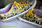 Minion Shoes! by xXxGoldenFlowerxXx