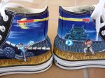 epic street fighter all star shoes by ShabaVision