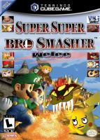 super super bro smasher by bIG-O666