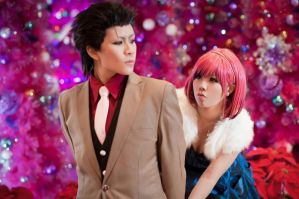 Tokimeki Memorial - Kou chan Merry Christmas////~ by maocosplay
