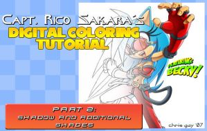 Digital Coloring Tutorial pt.2 by CaptRicoSakara