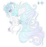 Angel Aura Quartz Adopt {CLOSED} by Moonraige