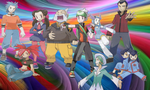 Hoenn Region Gym Leaders! by ibettercheckmyself