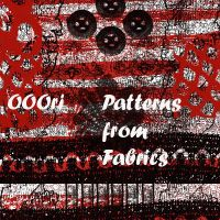 Patterns from Fabrics PS Brushes by OOOri