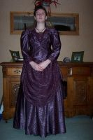 Janes-Wardrobe's Vic Gown by HistoricCostume