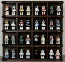 Clone Trooper Collection I by Xero-Dubber