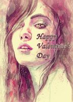 Happy Valentines Day by weroni