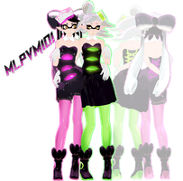 CALLIE AND MARIE UPDATES by MLPVM101