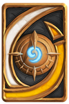 Commision - JustNetwork Hearthstone Cardback by kessir