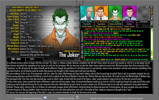 The Joker - Page 1 of 2 by Roysovitch