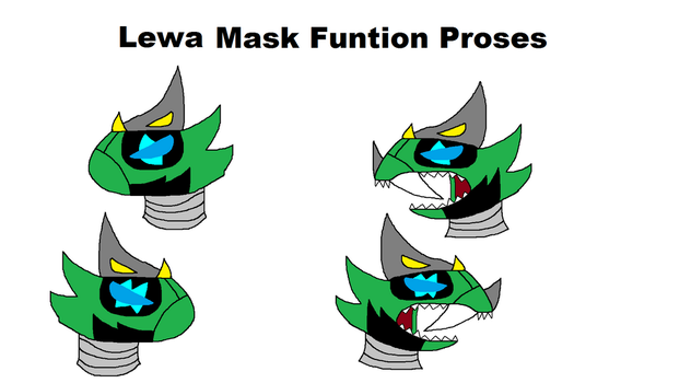 Lewa Mask Funtion Proses (G3) by ToaHeroStudio