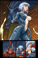 New Mangaverse issue 1 page 15 by robbybevard