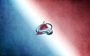Colorado Avalanche Widescreen by Djasa