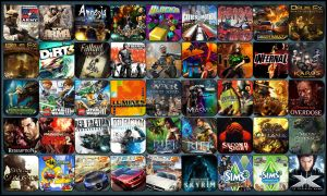 Game Aicon Pack 55 by HarryBana