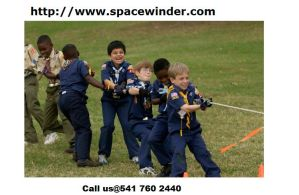 Cub Scout Pack by spacewinder12