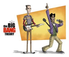 The Big Bang Theory 11 by OtisFrampton