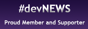 devNEWS Proud Support Banner by TimberClipse