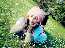 Pascal Tales of Graces cosplay - Meadow by Giacchan
