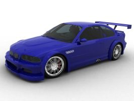 NFS: MW BMW M3 by NoLiMiT3d