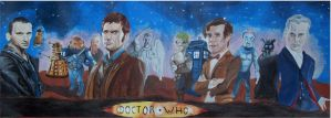 Doctor Who by WhovianDuck