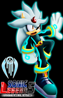 Silver, Sonic LegendS outfit by ARTic-Weather
