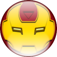 Ironman Icon by oddbasket