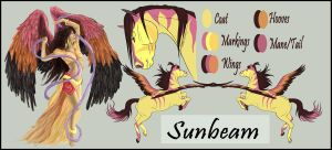 Sunbeam's Reference by ArtofBekSutton