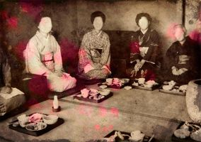 Tea ceremony by jugadi