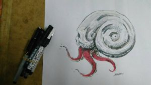 Headtopus by Ubrorgh
