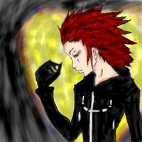 Axel fades away by Best-Never-Knowing