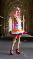 Anemone - Eureka Seven by theDevil-photography