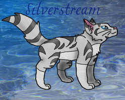 Silverstream by SuperSonicFireDragon