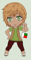 Hetalia OC- Calsahara by Karma-Maple
