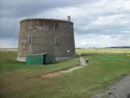 Martello Tower - View 5 by Anita-Sanderson