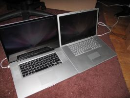 New MacBook Pro - 2 of 3 by pichu912