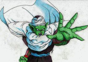 Piccolo, the proper one by Kyokyogirl