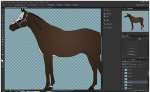 Horse- WIP by BV-Academy