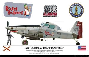 Air Tractor AU-26A Moonshiner by db120