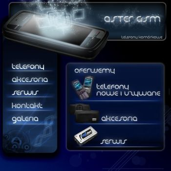 Aster GSM by Xavier-Themes